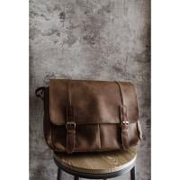 Tas Selempang Kulit Countess Messenger Leather Bag
