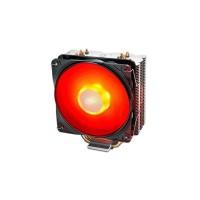 Deepcool Gammaxx 400 V2 Red Fan 12CM LED CPU Cooler
