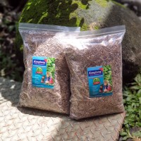 Kankung Kering Double Compressed Pack 100% Natural