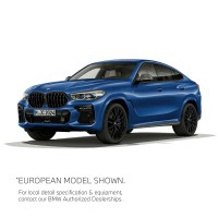 BMW X6 xDrive40i M Sport Booking Fee
