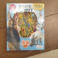 peter rabbit stuck on stories