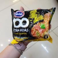 Gaga Mie 100 Extra Pedas Kuah Jalapeno 40X75Gr