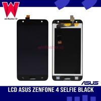 LCD LAYAR ASUS ZENFONE 4 SELFIE ZD553KL X00LD + TOUCHSCREEN BLACK