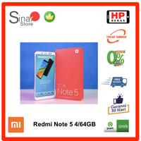 Xiaomi Redmi Note 5 / 5 Plus 64GB Full Set Handphone bekas