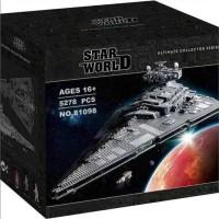 Star Wars Imperial Star Destroyer UCS Lego kw 75252 Lepin King 81908
