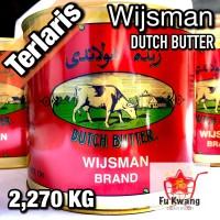 Mentega Wijsman Wyjsman Wisman Wysman Butter 2270 gram