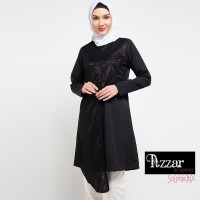 AZZAR Safi Tunic In Black