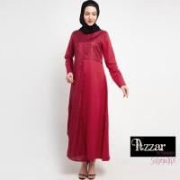 AZZAR Jini Maxi Dress In Red
