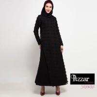 AZZAR Jane Maxi Dress in Black