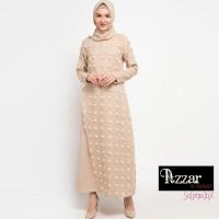 AZZAR Jane Maxi Dress in Haky