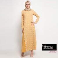 AZZAR Jane Maxi Dress in Yellow