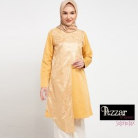 AZZAR Safi Tunic In Yellow
