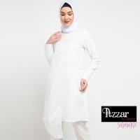 AZZAR Safi Tunic In Off White