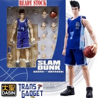 Dasin Model Slam Dunk - Akira Sendoh BLUE Ryonan 1/12 SlamDunk Anime