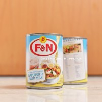 Susu Evaporasi FN F&N / Evaporated Milk FN