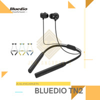 GARANSI ! BLUEDIO TN2 NECKBAND BLUETOOTH HEADSET EARPHONE WITH ANC