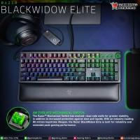 Razer Blackwidow Elite RGB Chroma Mechanical Keyboard