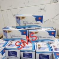 Masker 3 ply Earloop Remedi/Masker 3ply cantol Remedi