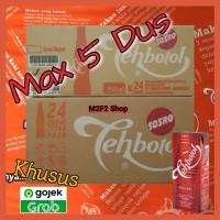 Teh Botol Kotak Sosro - 250 ml / Teh Kotak (Khusus Gojek/Grab)