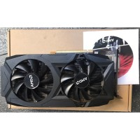 GPU Power Color RX 580 4GB Red Dragon HDMI DP DVI