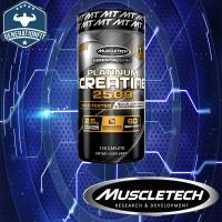 Muscletech Platinum Creatine 2500 120 Capsules BPOM AOM