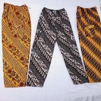 Celana Boim Batik | Celana Panjang Dewasa| Celana Santai Panjang