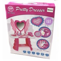 Mainan Anak Mainan Meja Rias Pretty Dresser 739-1