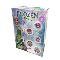Mainan Anak Microphone Frozen Fever Single DS-001-1A