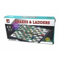 Mainan Anak Mainan Snake & Ladders Board Games JH618-5E