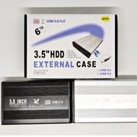 EXTERNAL CASE HDD 3 5 SATA CASING HARDDISK 3 5 INCH HDD ENCLOSURE