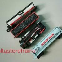 Miniatur Kereta api railking set 2