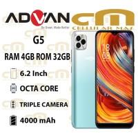 Advan G5 4/32 RAM 4GB ROM 32GB GARANSI RESMI ADVAN