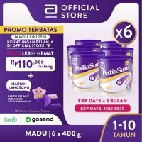 Pediasure Madu 400g (1-10 tahun) Susu Formula Pertumbuhan - 6 klg