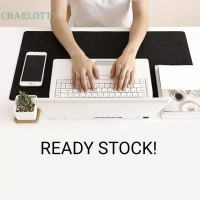 READY!! Alas Kerja Meja Kantor Bahan Felt (60 * 30cm) / Desk Mat