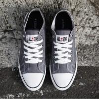 Sepatu Sneakers Convers all star Sepatu sekolah kuliah kerja murah