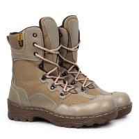 Sepatu boot PDL Crocodile Indikators Tinggi Sepatu Safety ujung Besi