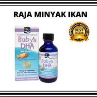 Nordic Baby DHA 60ml - Nordic Naturals Baby's DHA 60 ml Original 100%