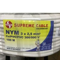 Kabel Supreme NYM 3x2.5 @100M
