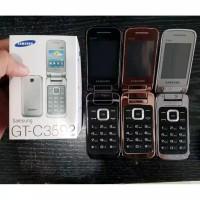 Samsung GT C3592 Hp Samsung lipat Garansi Resmi Hp jadul