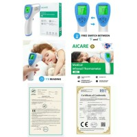 Termometer Infrared / Thermometer Infrared Ready Stok