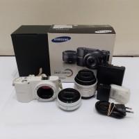 Kamera Mirrorless Smart samsung Nx1000 20mp 20-50mm