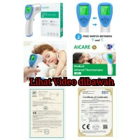 Thermometer Infrared AICARE Very Good Quality Ready Stok