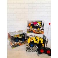 Mainan Mobil Remote Control - RC Jeep Rock Crawler
