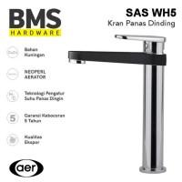 AER Kran Wastafel Air Panas Dingin Basin Mixer Faucet SAS WH5