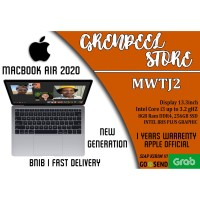 Apple MacBook Air 2020 13.3 Inch 256GB SSD Touch ID Garansi Resmi iBox