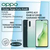 Oppo A31 - Ram 6/128GB - Garansi Resmi OPPO 1 TAHUN