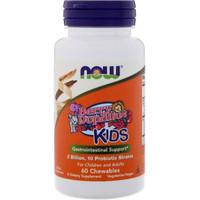 Now Foods: Kids Berrydophilus, Probiotics Supplement (60 Chewables)