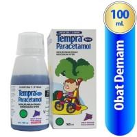 Tempra Syrup Obat Demam - 100 ML