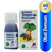 Tempra Syrup Obat Demam - 60 ML