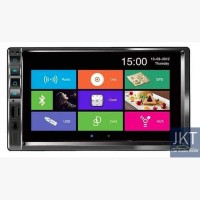 Head Unit Deckless Double Din AVI Mobil Mirrorlink Android Murah MP5